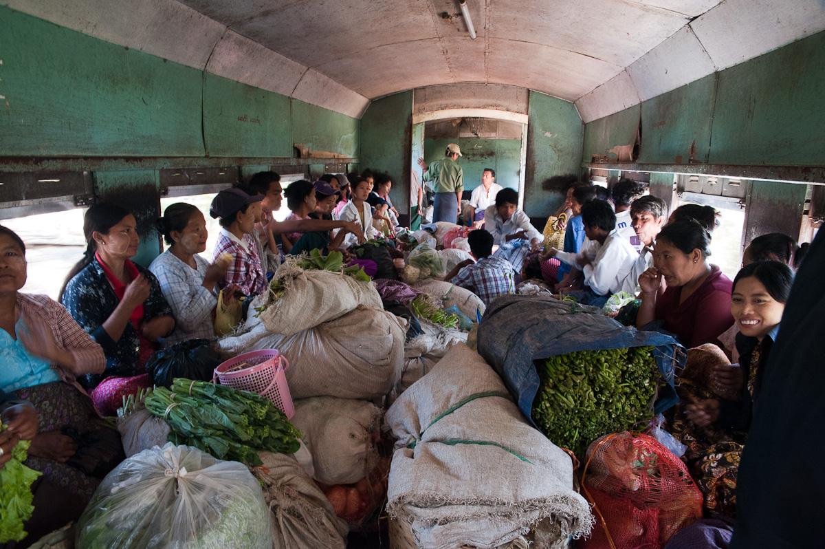 Myanmar – Yangon Circle Line