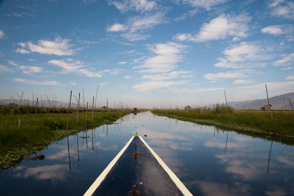 Myanmar – Von Yangon ueber Kalaw zum Inle See