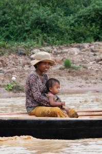 Kambodscha – Battambang