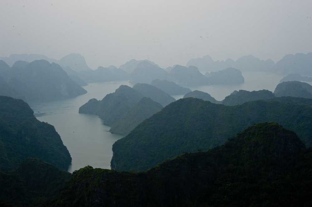 Vietnam – Cat Ba und Halong Bay
