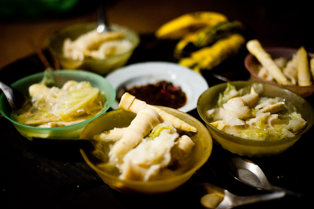 Laos – Muang Khua und Phongsali