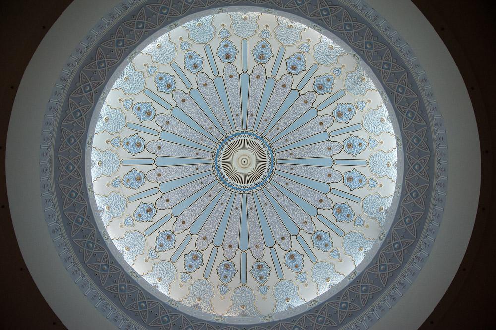 Kuppel im Islamischen Museum
