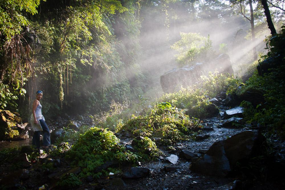 Indonesien – Lombok: Senaru, Tetebatu, Kuta