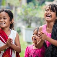 Kinder beim Tanzunterricht