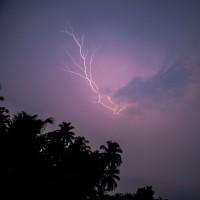 Gewitter über Tailana