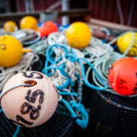 Fischereiequipment