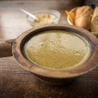 Wasserkresse Suppe