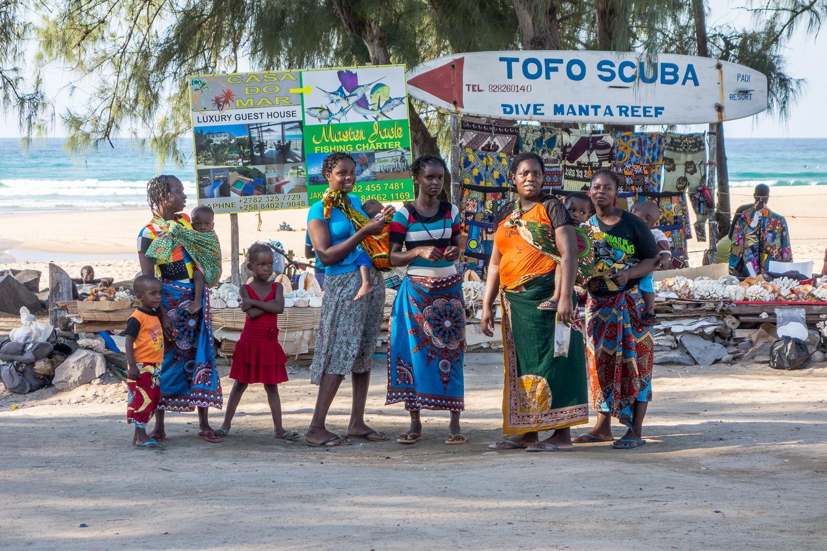 Mosambik – Tofo, Maputo 2015