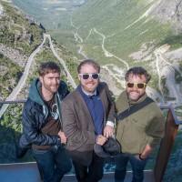 3 Brüder am Trollstigen