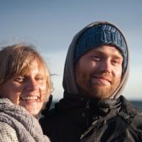 Hans und Charlotte in Skagen