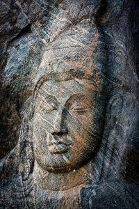 Buddhareliefs in Buduruvagala