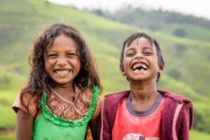 Zahnlose Schwestern
