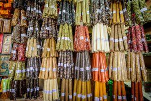 Gewürze auf dem Markt in Kandy