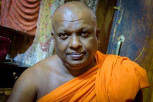 Mönch in Lankathilake