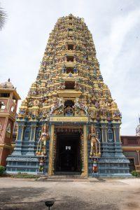Hindutempel in Matale
